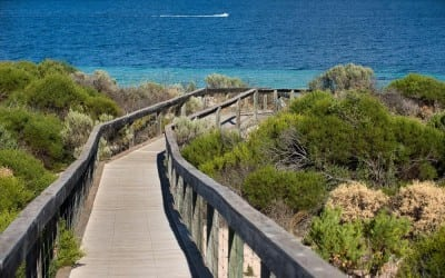 Moonta Bay Beach